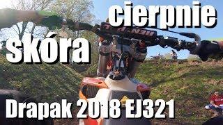 skóra cierpnie Drapak Rodeo 2018 #EJ321
