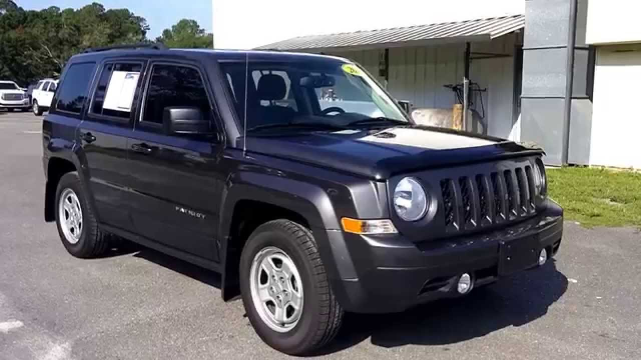 2014 jeep patriot sport gainesville buick and gmc youtube. Cars Review. Best American Auto & Cars Review