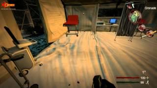 Contagion - Grenade Evasion