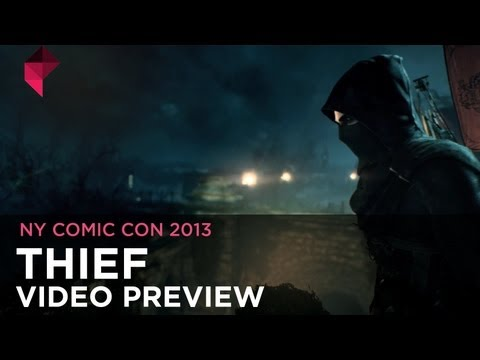 Thief - Video Preview