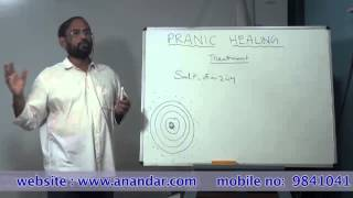 Pranic Healing Course (Basic)-Practical Training in Tamil by Anandar