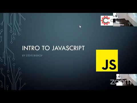 Introduction to JavaScript - Coder Camps
