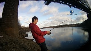 Осенняя рыбалка на р.Ягорба.....Рыбак Профи
