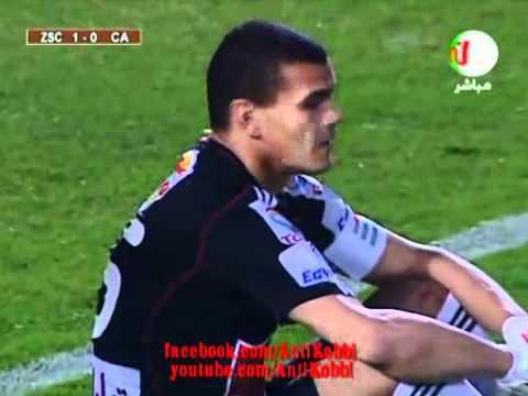 Zamalek 2-1 Club Africain CAF Championsleague