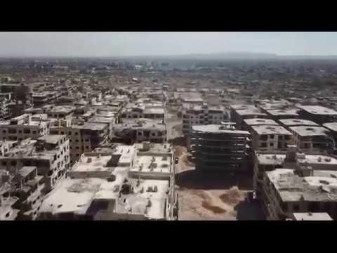 SYRIA; KINI HIDUP TANPA NYAWA