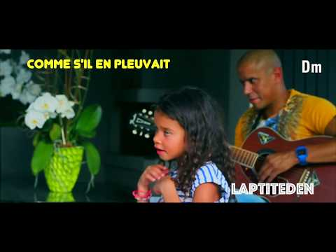 Comme s'il en pleuvait- mayra andrade (acoustic cover+ paroles + accords)