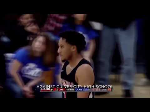 """Demarjae """"YOUNGBULL"""" Gilmore Official Highlights vs Culver City High School"""