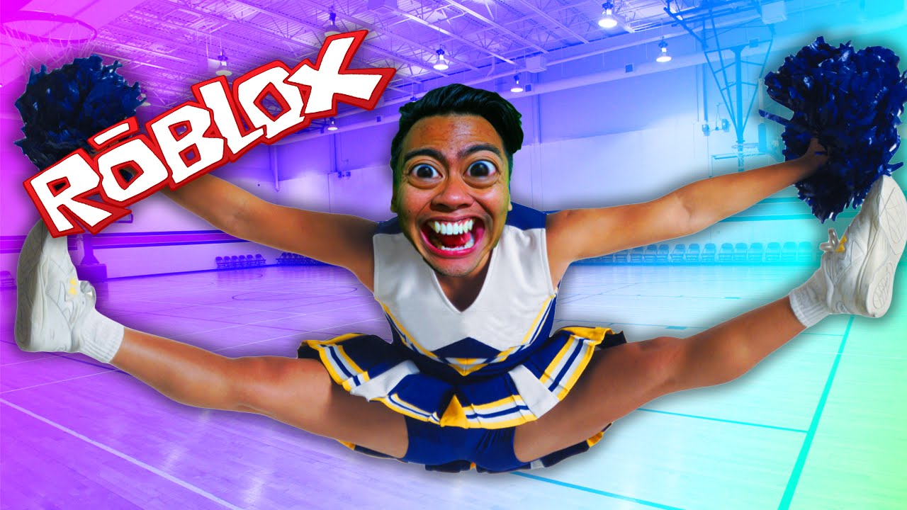 i am a cheerleader roblox 2 youtube