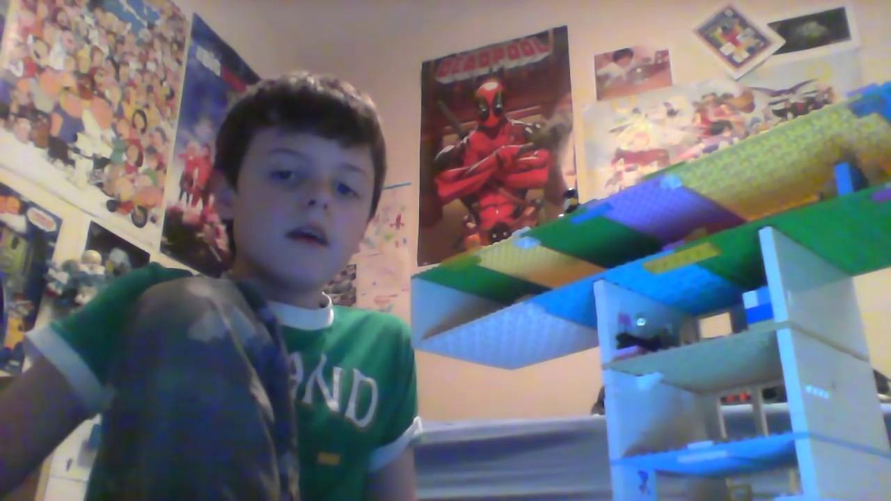 Lego Teen Titans Tower No2 - Youtube-8461