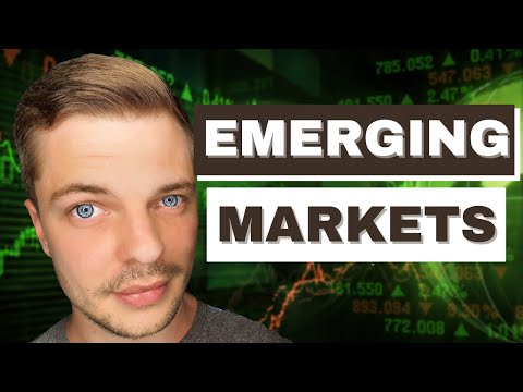 It's time to buy EMERGING MARKETS! - What are the best index funds/ETFs?