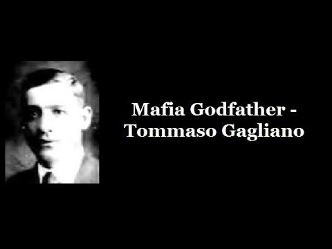 """Mafia Godfather - Tommaso """"Tommy"""" Gagliano"""