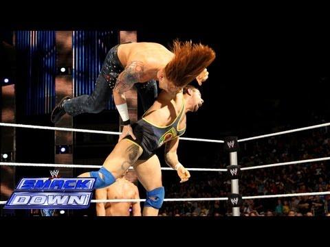 Santino Marella vs. Heath Slater: SmackDown, Sept. 27, 2013