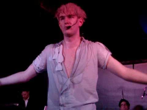 Patrick Wolf - The Messenger - Birmingham, O2 Academy, 25/05/09