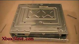 How to put an Xbox 360 back together - reassemble