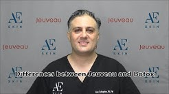 Differences between Jeuveau #newtox by Evolus and Botox - A E Skin - Encino, CA - 818-835-1833