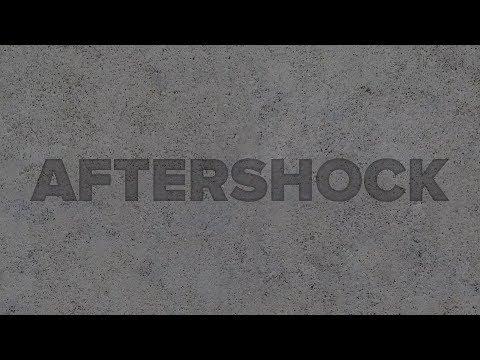 Cash Cash - Aftershock (Lyric Video)