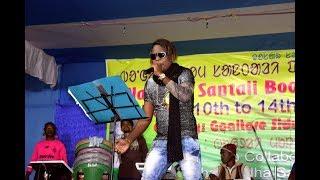 "Singrai Soren Live "" Goaltor""  Hoy Ror Leka   National Santali Book Fair 2017"