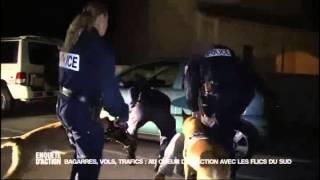 Enquete d'action   Au coeur de l'action avec les flics du sud W9 2012