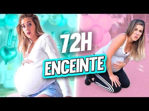 Vivre pendant 72h enceinte   DENYZEE