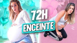 Vivre pendant 72h enceinte | DENYZEE