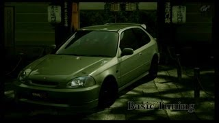 Gran Turismo 5 - Basic Tuning - Civic Type R [HD]