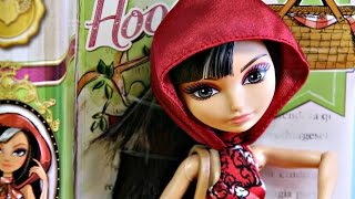 Cerise Hood -  Enchanted Picnic / Zaczarowany Piknik - Ever After High - CLD85 CLL49 - Recenzja