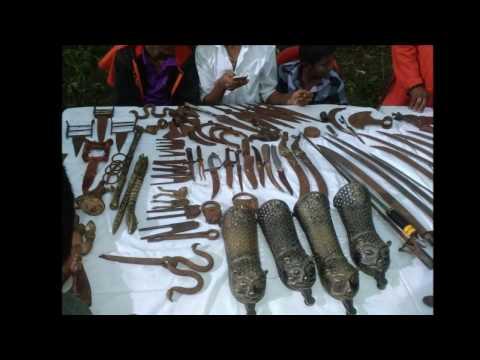 Weapons Of Maratha । शिवकालीन शस्त्रे.