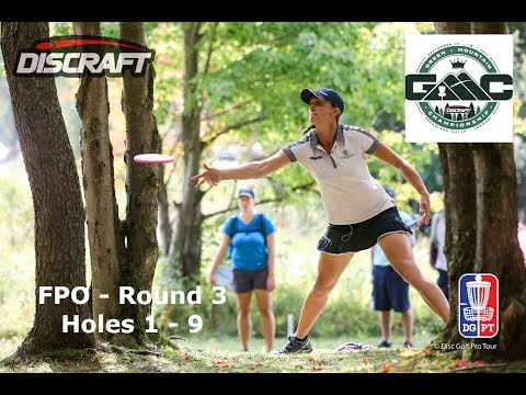 FPO Round 3, Front 9: Discraft's Green Mountain Championship