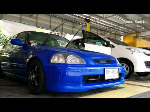 Blue Snail | My Honda Civic EK'96