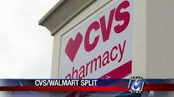 Walmart drops CVS pharmacy coverage in price squabble