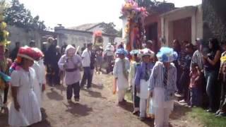 Huecorio-Pastores 1er barrio 2012