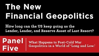The New Financial Geopolitics: Post-Cold War Geopolitics in a World of 'Long and Low.'