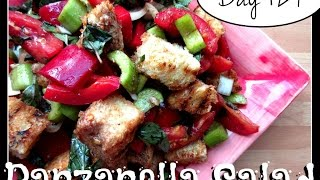 Panzanella Salad Recipe [day 129]