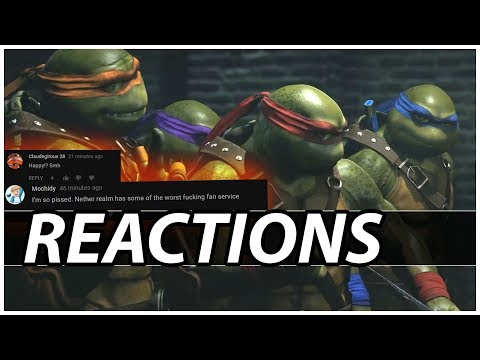 Thumbnail: Fighter Pack 3 - Community Reaction And TMNT Gameplay Discussion!