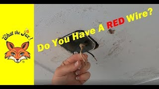 How to install a Ceiling Fan - Replace