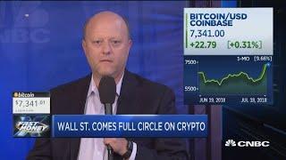 Bitcoin gets its mojo back. Wall Street comes full circle on crypto...