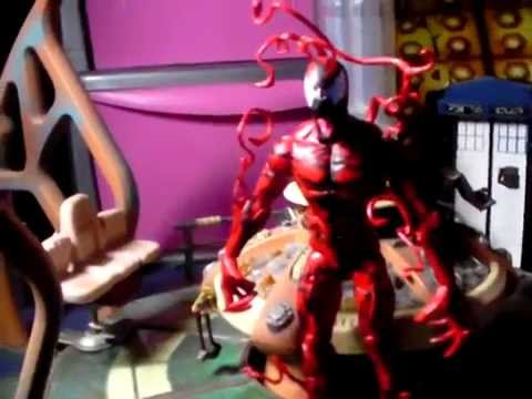 spirman carnige action fiure review youtube