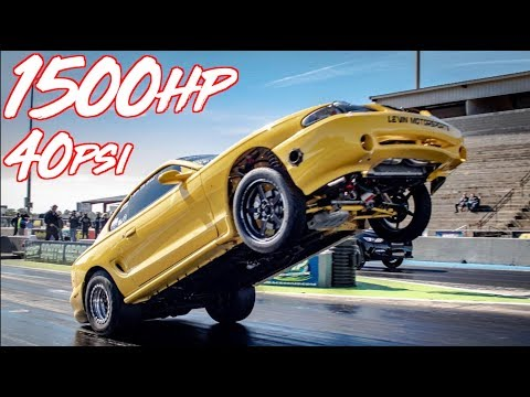 1500HP Stick Shift Mustang on the Street! - Fastest Manual Ford on the Planet
