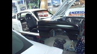 1965 Mustang Fastback Restoration Progress Part 1