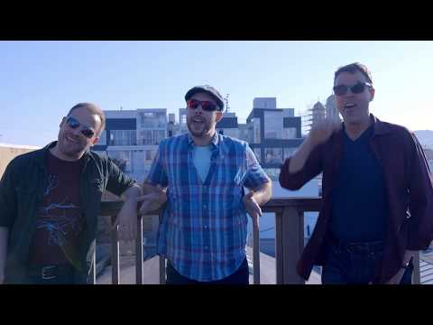 When The Saints Go Marching In - A Cappella - Chris Rupp, Deke Sharon, Jeff Thacher, and Patreon!