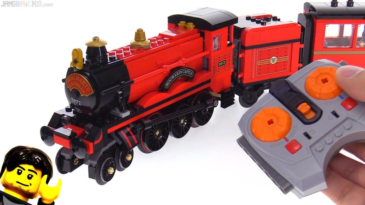 LOK MIT TENDER Hogwarts Express 75955 LEGO HARRY POTTER