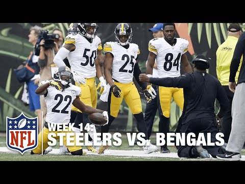 William Gay Gets Pick Six & Dances in Celebration | Steelers vs. Bengals | NFL from YouTube · Duration:  1 minutes 10 seconds