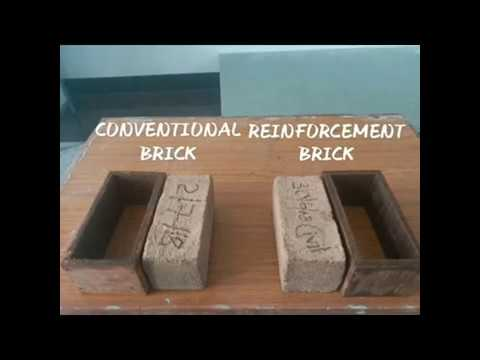 SOIL REINFORCEMENT BRICKS - Civil Engineering Department, BIT
