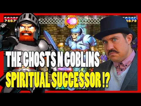 The Ghosts N Goblins Spiritual Successor!? - Battle Princess Madelyn - Top Hat Gaming Man