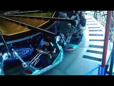 HEBOH!!! WAHANA STAR CHASE - JATIM PARK 1 (HD)