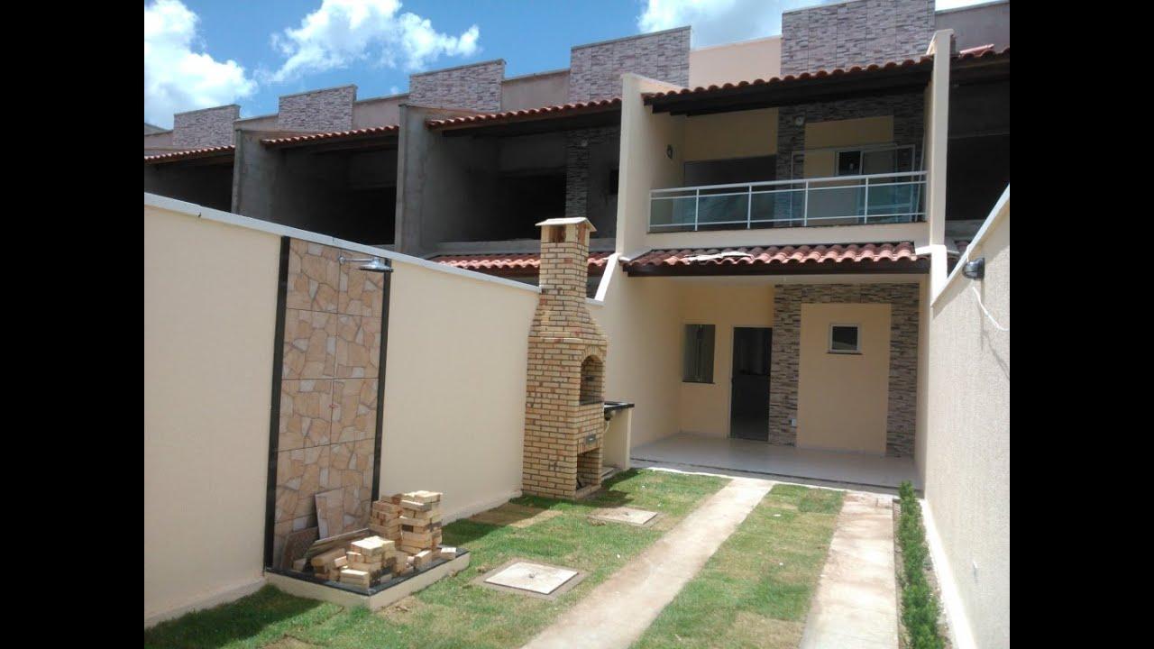 Casa Duplex Em Maracana Com 3 Quartos Youtube