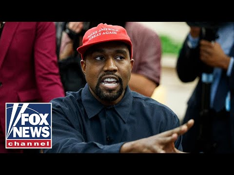 Media meltdown over Kanye West