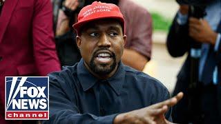 Media meltdown over Kanye West