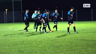 Fußball: Testspiel des SVS in Mattersburg