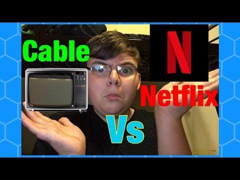 Netflix vs Cable hilarious!!!!